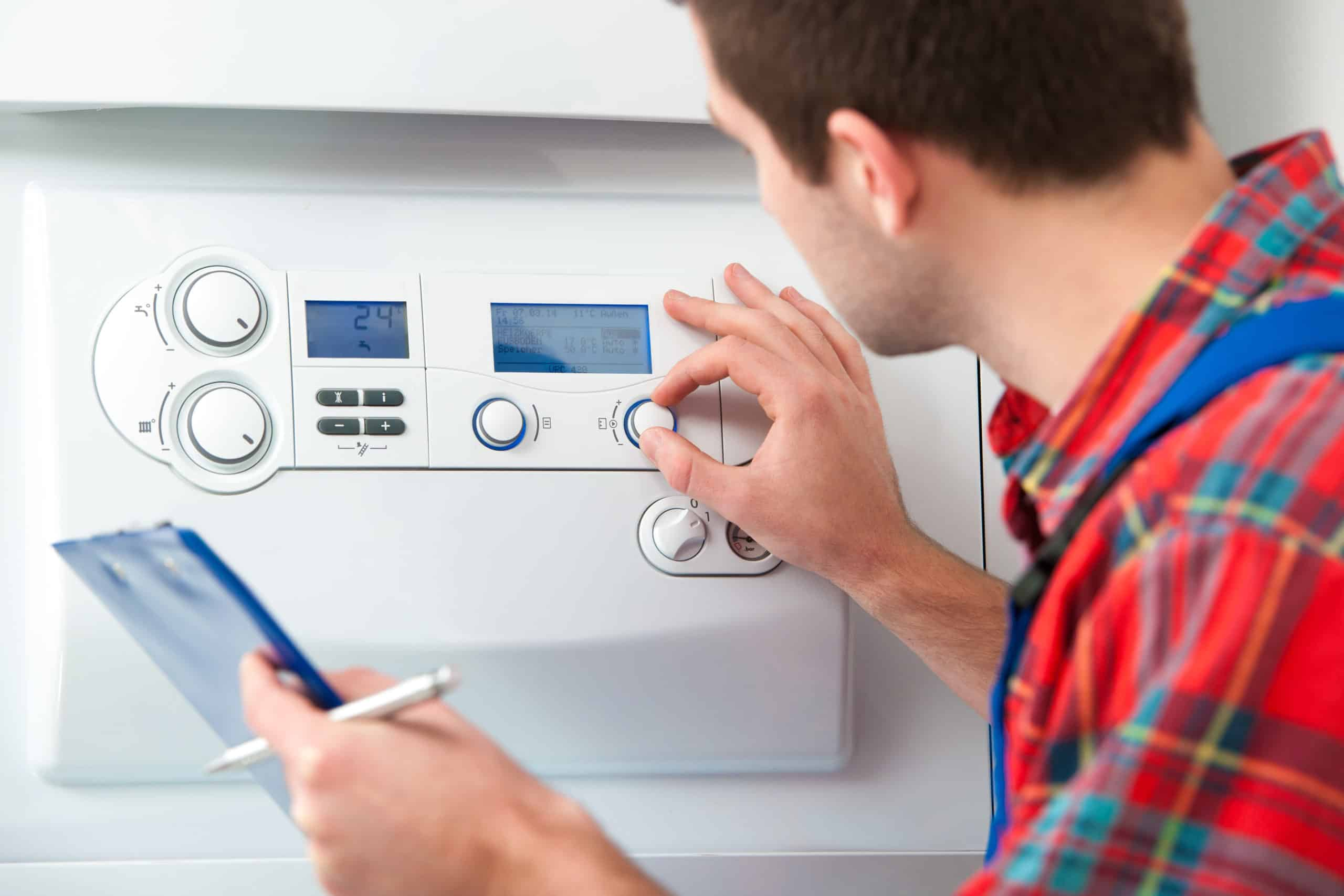 We Service and Repair Boilers, Furnaces, and More